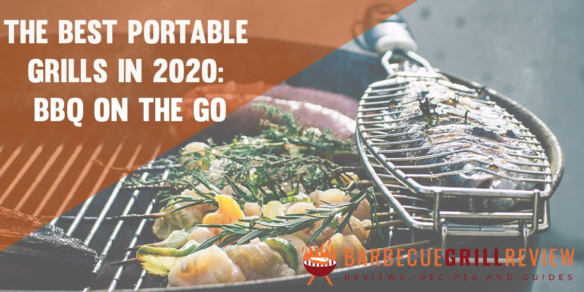 the best portable grills in 2020 image