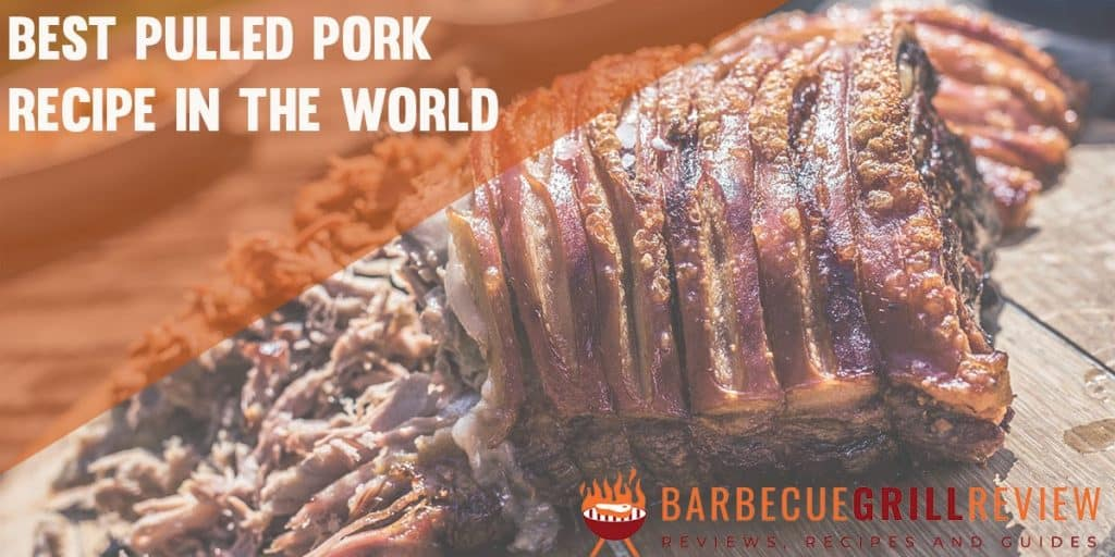best pulled pork recipe in the world image